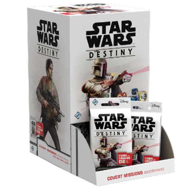 Star Wars: Destiny: Operaciones Encubiertas TABLERUM