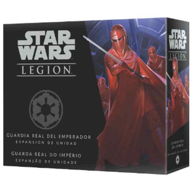 Star Wars Legión: Guardia Real del Emperador TABLERUM
