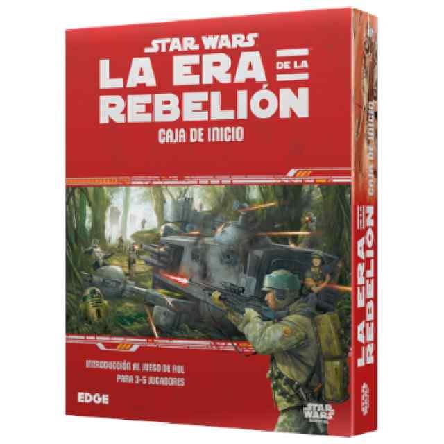Star Wars: La Era de la Rebelión Caja de Inicio TABLERUM