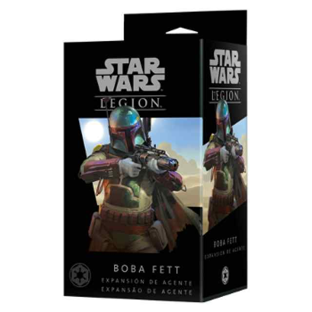 Star Wars Legión: Boba Fett TABLERUM