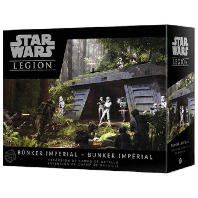 Star Wars Legión: Búnker Imperial TABLERUM