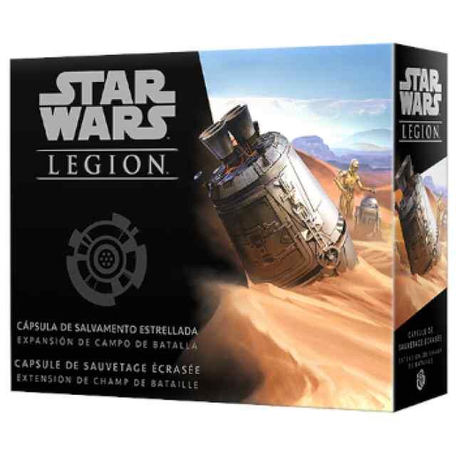 Star Wars Legión: Cápsula de Salvamento Estrellada TABLERUM