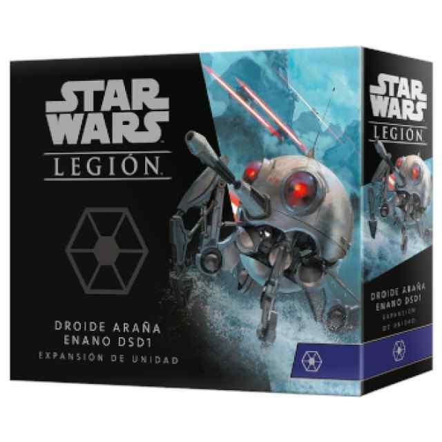 Star Wars Legión: Droide Araña Enano DSD1 TABLERUM