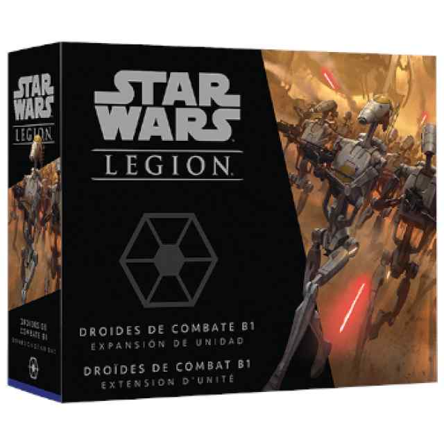 Star Wars Legión: Droides de combate B1 TABLERUM