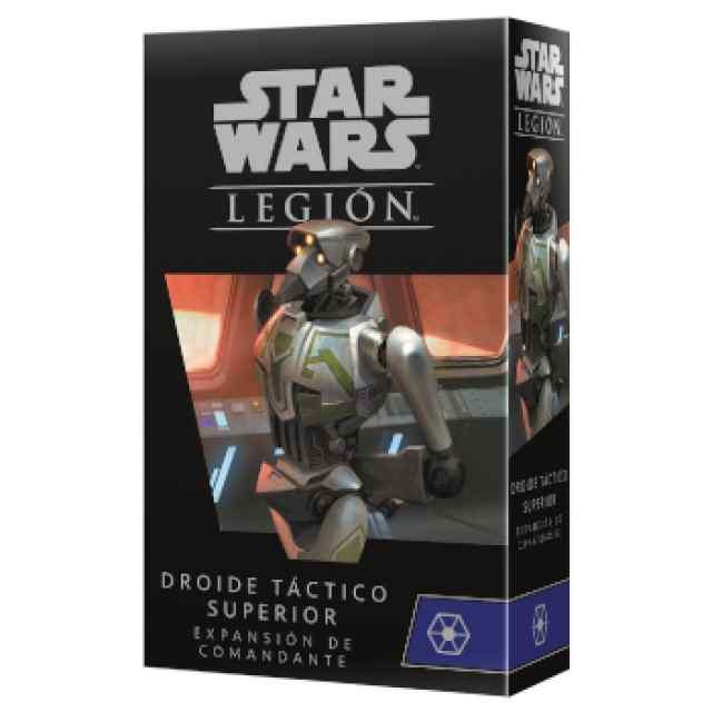 Star Wars Legión: Droide Táctico Superior TABLERUM