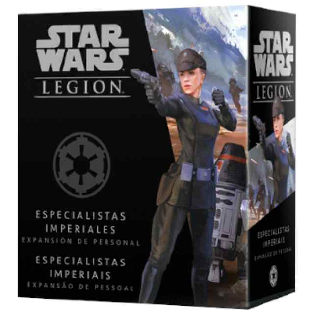 Star Wars Legión: Especialistas Imperiales TABLERUM