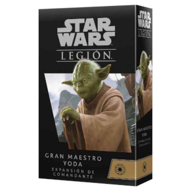 Star Wars Legión: Gran Maestro Yoda Expansión de Comandante TABLERUM