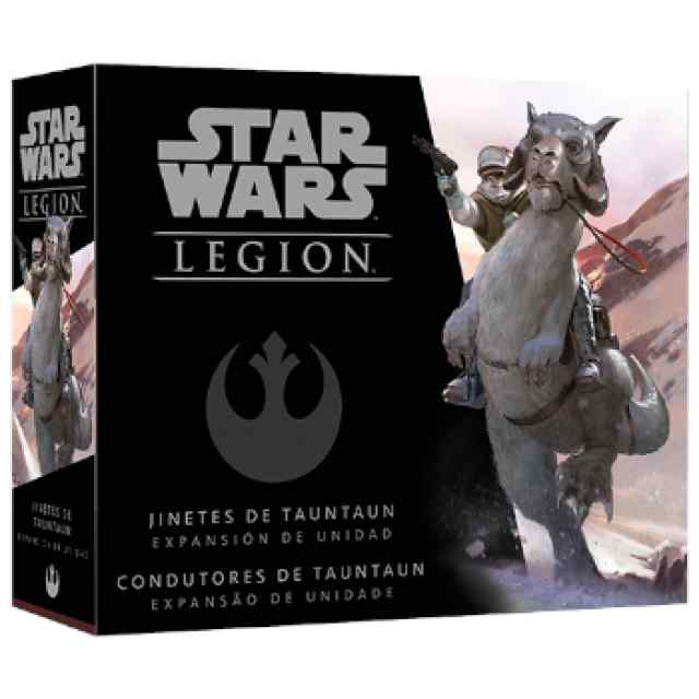 Star Wars Legión: Jinetes de Tauntaun TABLERUM