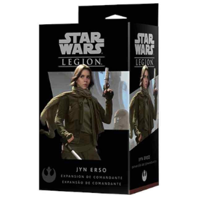 Star Wars Legión: Jyn Erso TABLERUM