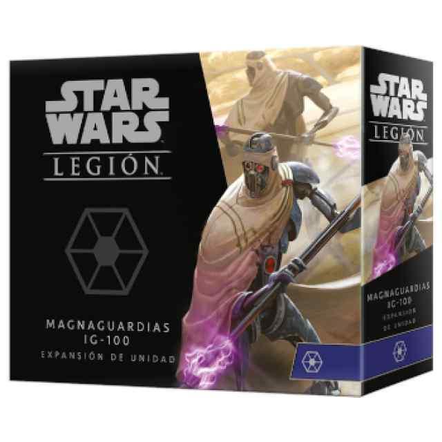Star Wars Legión: Magnaguardias IG-100 TABLERUM