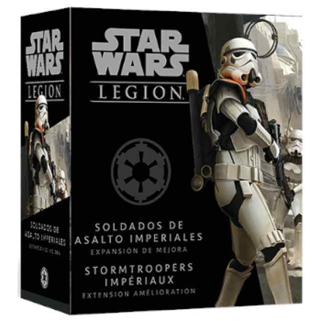 Star Wars Legión: Soldados de Asalto Imperiales Exp. Mejora TABLERUM
