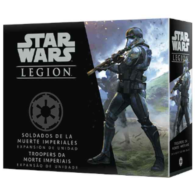 Star Wars Legión: Soldados de la Muerte Imperiales TABLERUM
