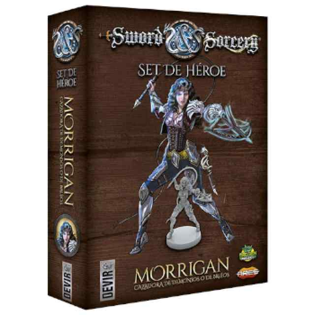 Sword & Sorcery: Morrigan TABLERUM
