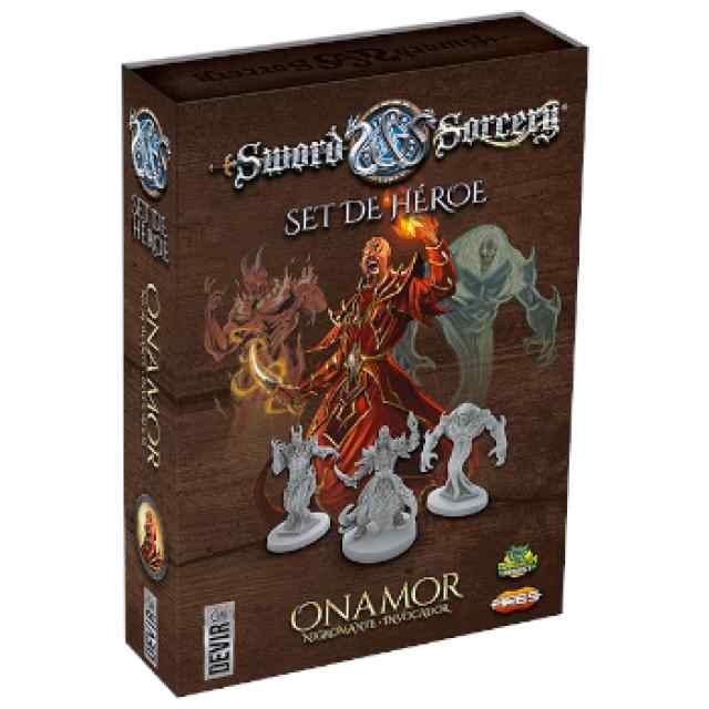 Sword & Sorcery: Onamor TABLERUM