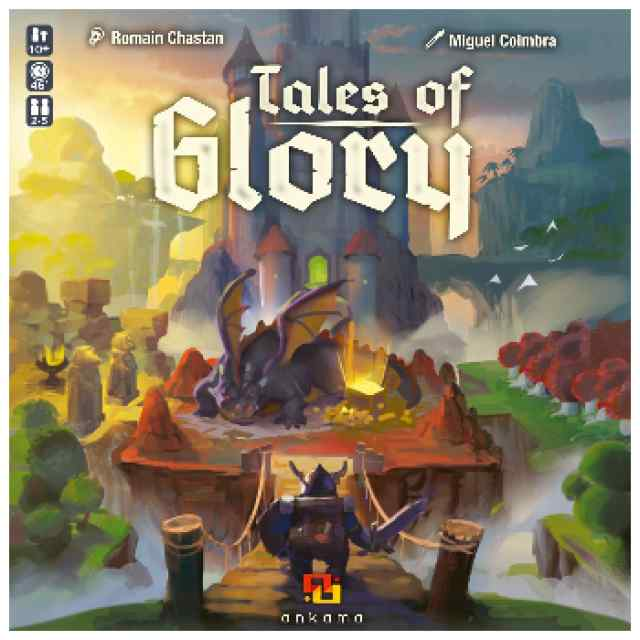 Tales of Glory TABLERUM
