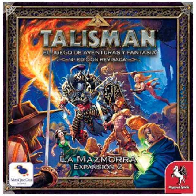 Talismán 4Ed Revisada: Expansión La Mazmorra TABLERUM