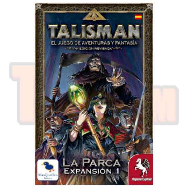 Talismán 4Ed Revisada: Expansión La Parca TABLERUM
