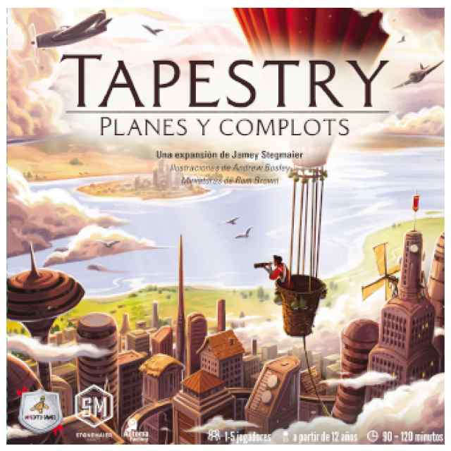 Tapestry: Planes y Complots TABLERUM