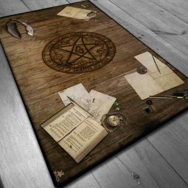 Tapete de neopreno 140x80 cm - MESA LOVECRAFT TABLERUM