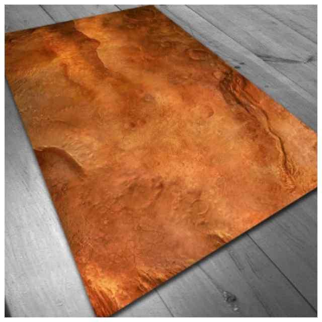 Tapete de neopreno 140x80 cm - MARTE TABLERUM