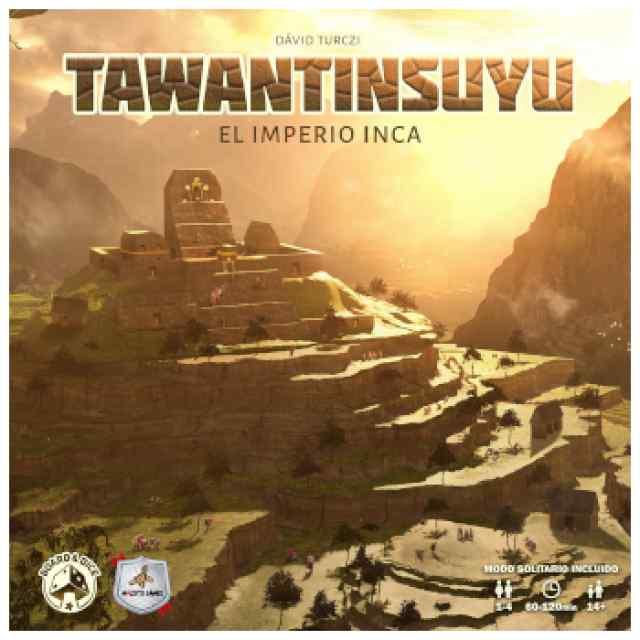 Tawantinsuyu: El Imperio Inca TABLERUM