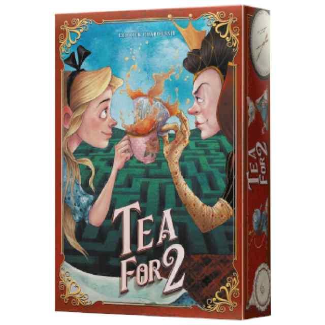 Tea for 2 TABLERUM