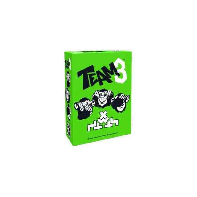team 3 juego verde