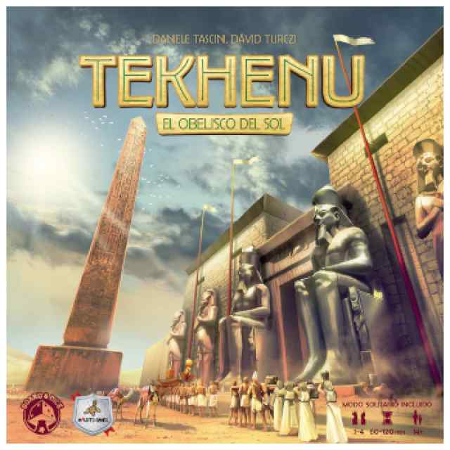 Tekhenu: El obelisco del sol TABLERUM