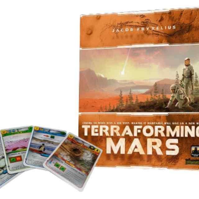 Terraforming Mars + Cartas Promo TABLERUM