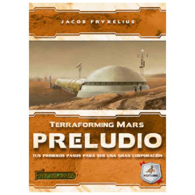 Terraforming Mars: Preludio TABLERUM