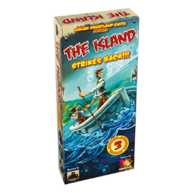 comprar The Island Strikes Back Expansion