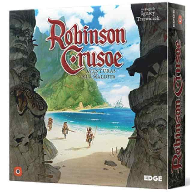 comprar Robinson Crusoe Aventuras en la Isla Maldita
