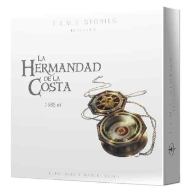 Time Stories La Hermandad de la Costa TABLERUM