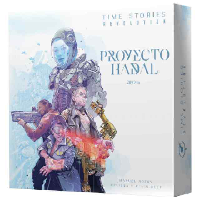 TIME Stories Revolution: Proyecto Hadal TABLERUM