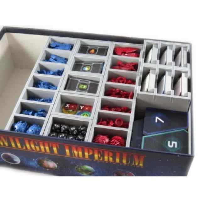 Twilight Imperium 4Ed: Inserto Folded Space TABLERUM