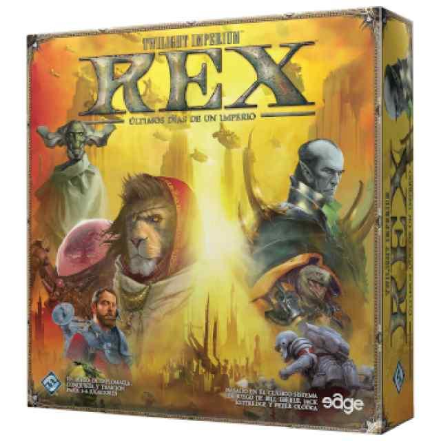 Twilight Imperium: Rex TABLERUM