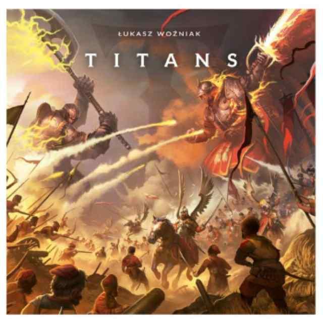 Titans TABLERUM