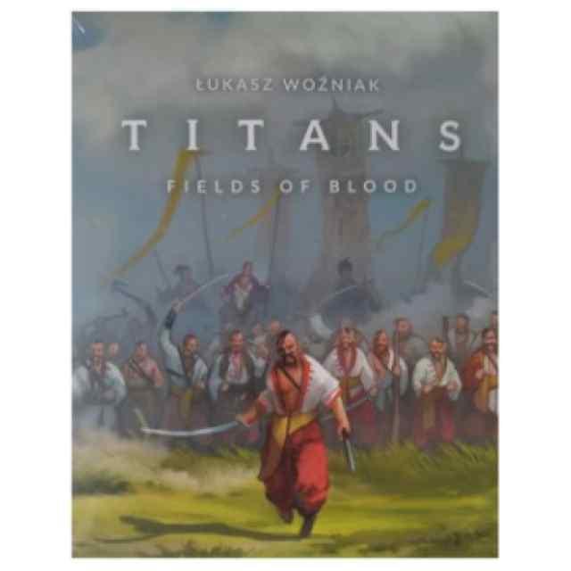 Titans: Campos de Sangre TABLERUM
