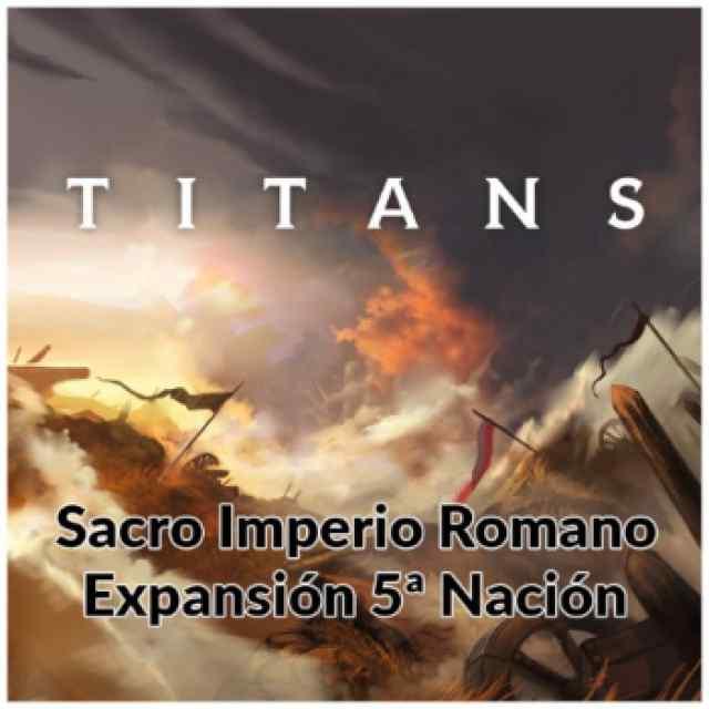 Titans: Sacro Imperio Romano TABLERUM