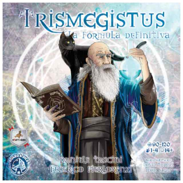 Trismegistus: La fórmula definitiva TABLERUM