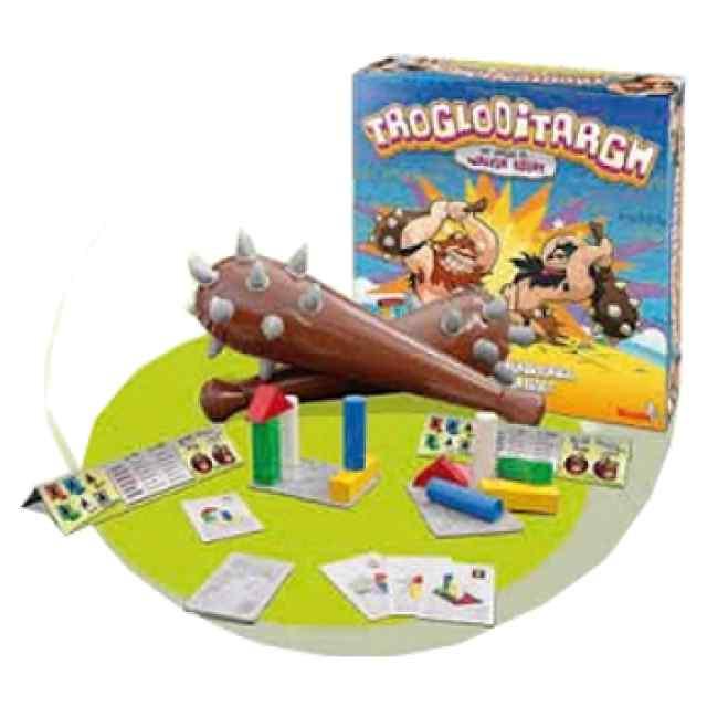 troglodita juego infantil