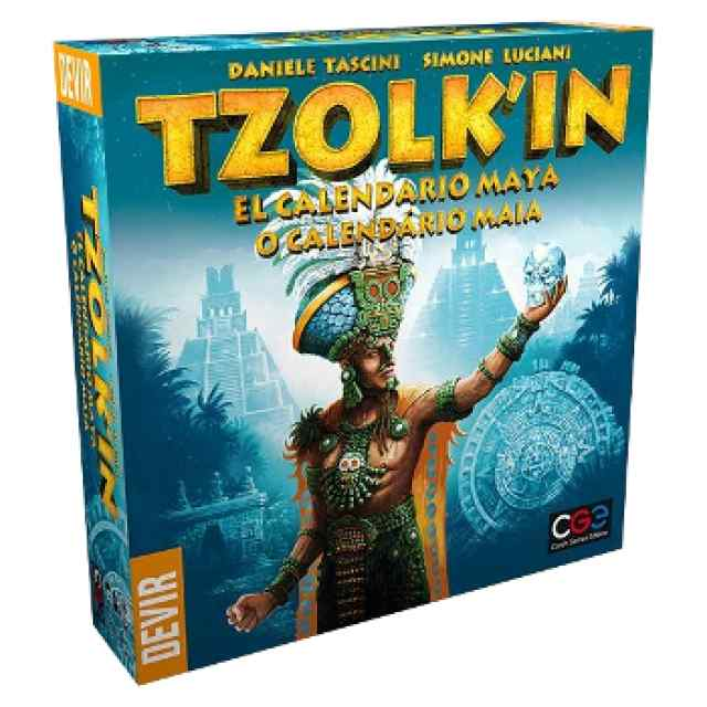 Tzolk'in TABLERUM