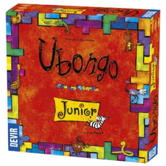 Ubongo Junior TABLERUM