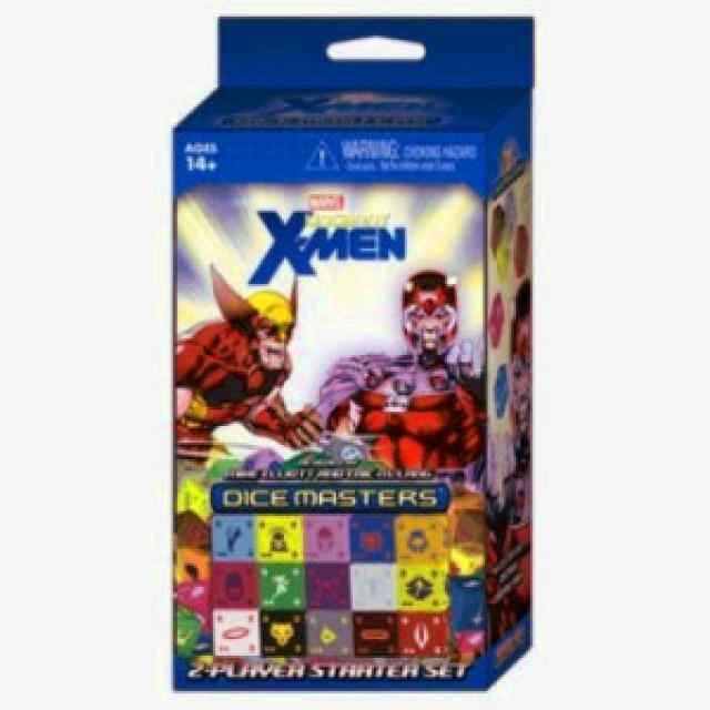 dice master x-men