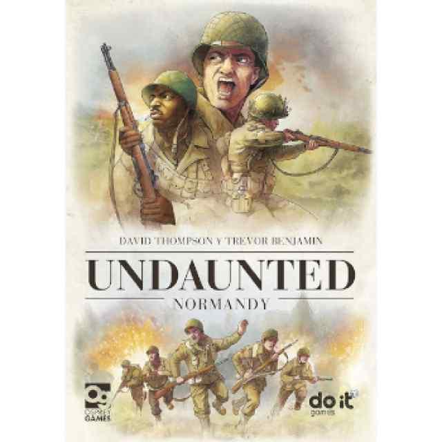 Undaunted TABLERUM