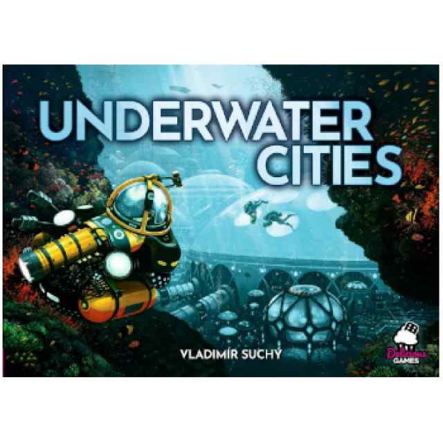 Underwater Cities TABLERUM