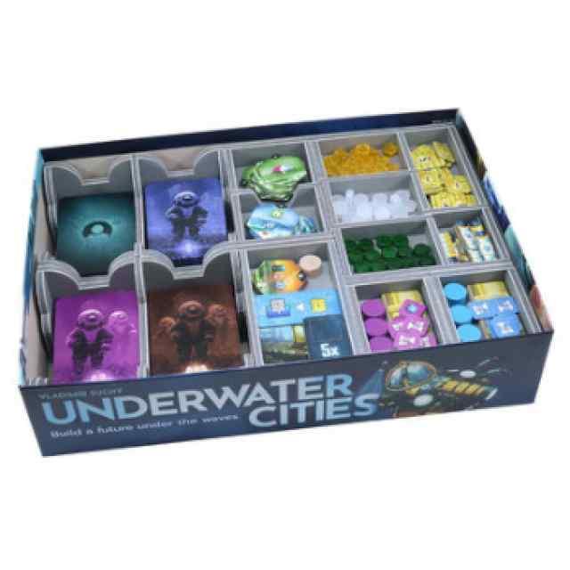 Underwater Cities Inserto Folded Space TABLERUM