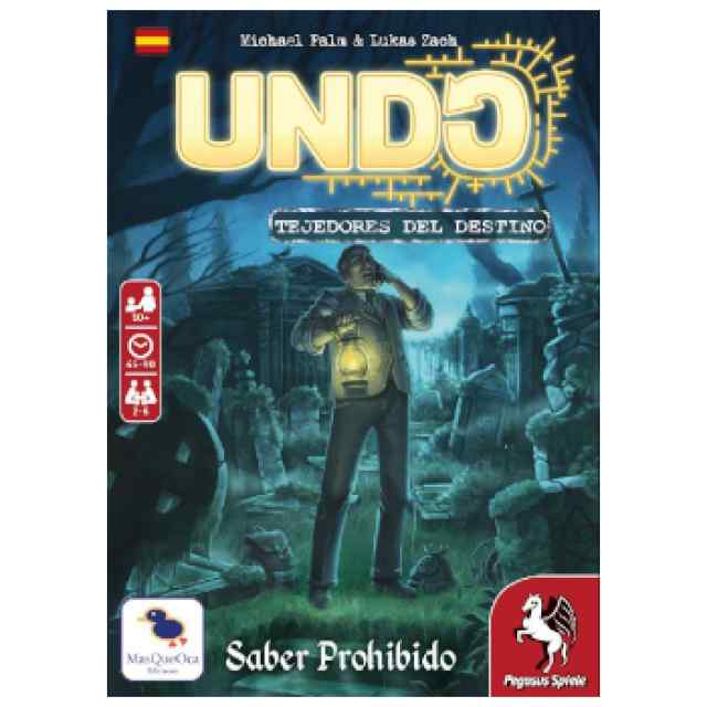 Undo 4: Saber Prohibido TABLERUM