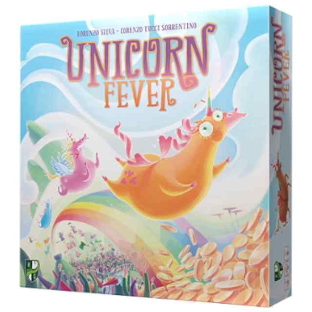 Unicorn Fever TABLERUM