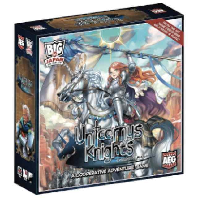 Unicornus Knights TABLERUM